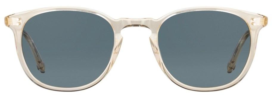 Sunglasses Garrett Leight KINNEY Champagne Kinney_49_Champagne-Blue_Smoke_Polar-2007-49-CH-BS_PLRv1_1296x