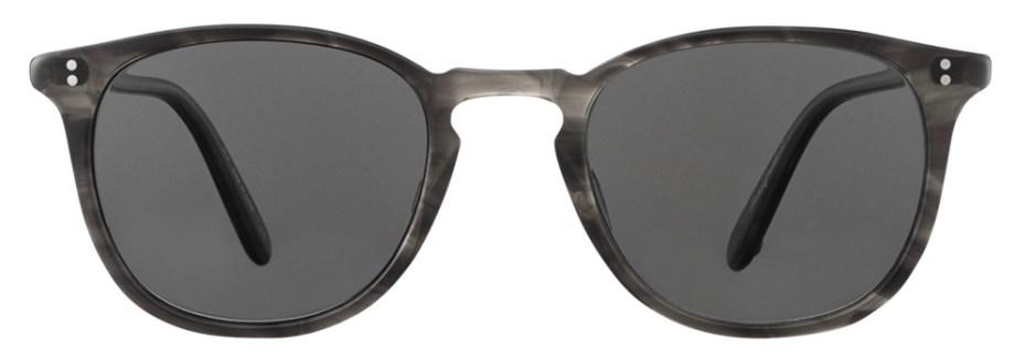Sunglasses Garrett Leight KINNEY Tortoise Kinney_49_G.I._Tortoise_Laminate-Grey_Polar_2007-49-GITL_G-PLR-1_1296x