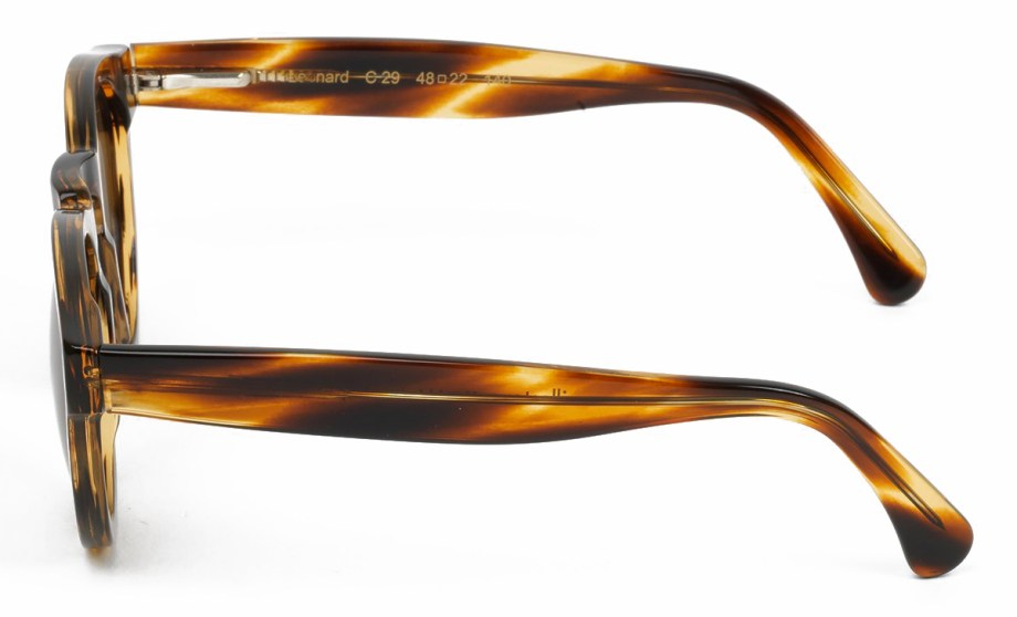 Sunglasses IllestevaLEONARD – Brown Havana side