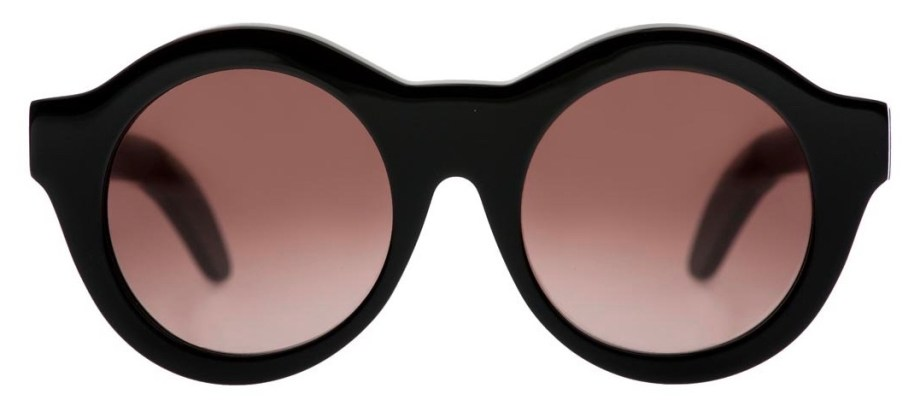 Sunglasses Kuboraum A2 Black Shine – BS