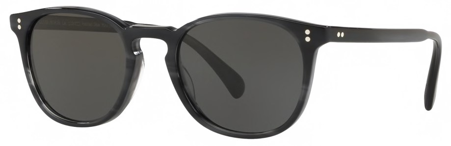 SunglassesOliver Peoples FINLEY ESQ. – Charcoal Tortoise : Midnight Express Polar 3:4 side