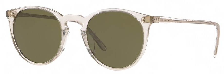 Sunglasses Oliver Peoples O'MALLEY – Black Diamond – G-15 side