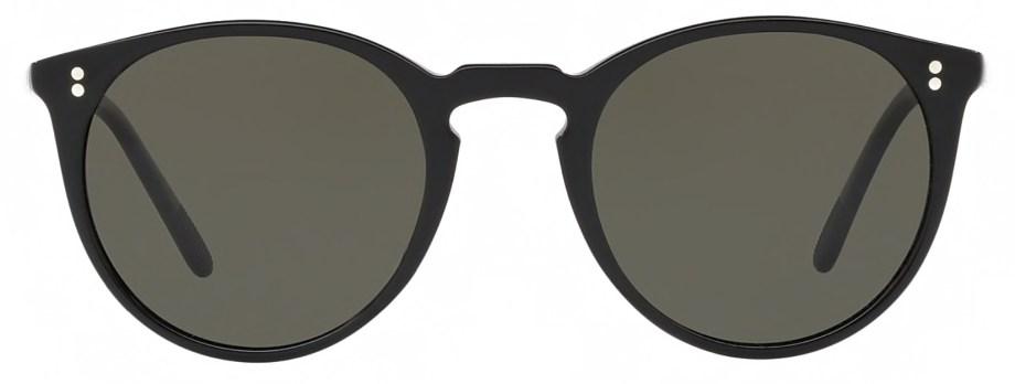 Sunglasses Oliver Peoples O'MALLEY – Black – Grey Polar