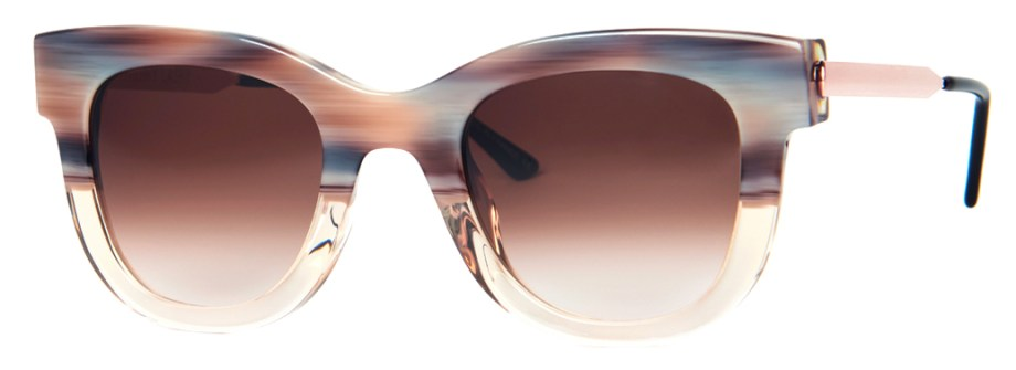 Sunglasses Thierry Lasry SEXXXY Cream _ Brown 340