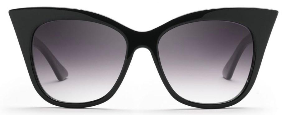 dita magnifique black grey gradient sunglasses