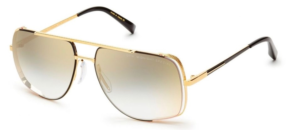 dita midnight special yellow gold black side