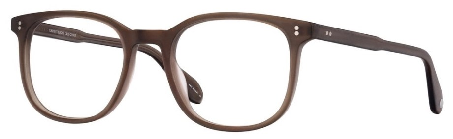 garrett leight Bentley_51_Matte_Espresso side