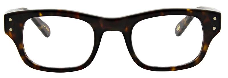 lunettes-de-vue-moscot- nebb tortoise