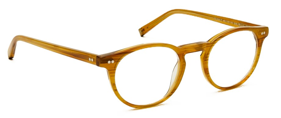moscot frankie blonde side