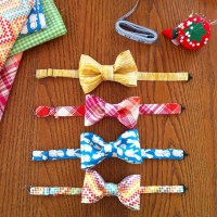 DIY Bow Ties for Easter!