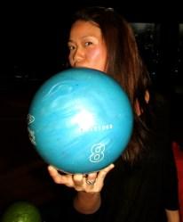 Su's secret…the magic blue ball