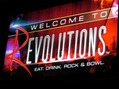 Revolutions at City Place in West Palm Beach