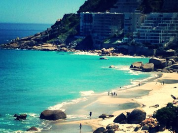 Cape Town's paradise - Clifton beaches