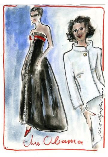 Karl Lagerfeld  Master of Sketches  Eyeinform Blog