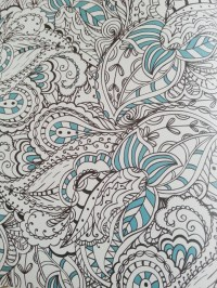 Art Therapy: An Anti Stress Colouring Book   Eyelash in ...