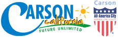 Logo: City of Carson California