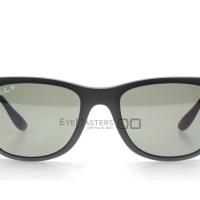 okulary ray-ban liteforce w odcieniu matowej czerni