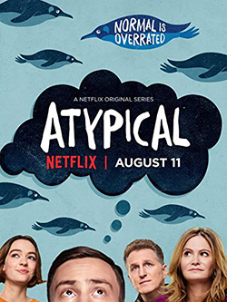 Atypical grappige netflix serie