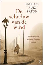 De Schaduw van de Wind Carlos Ruiz Zafon boeken over boeken