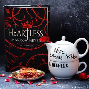 Heartless van Marissa Meyer