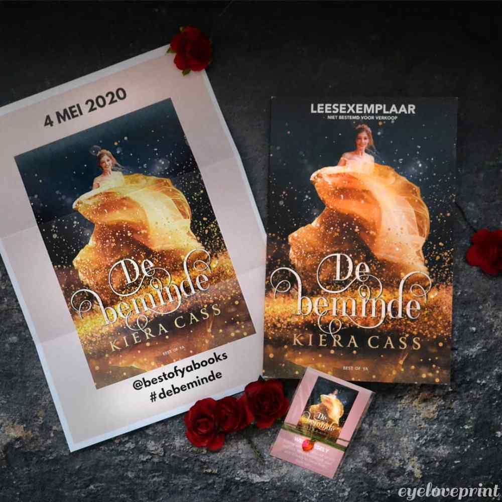 De beminde geschreven door Kiera Cass van de Selectie serie. Vertaald van the Betrothed.