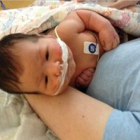 Riley's Birth Story – PPHN Survivor!