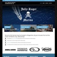 Jolly Roger Marina Website - A SeaDoo Dealer in NJ