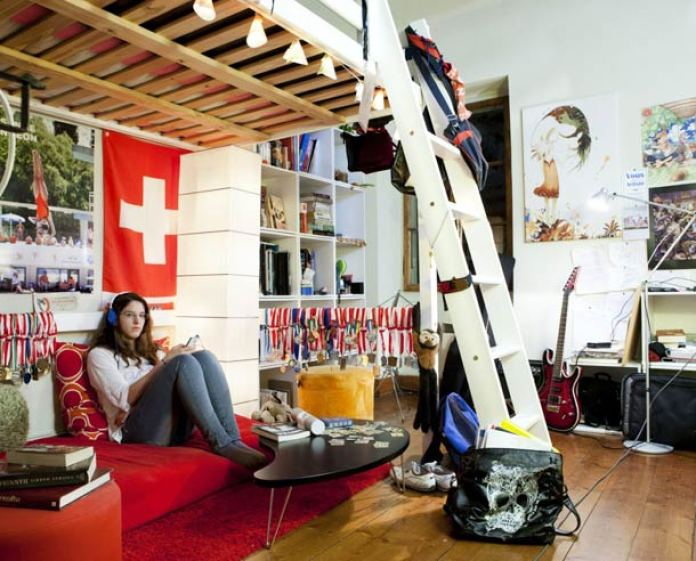 Julie 19, vevey Švýcarsko