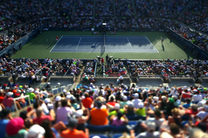 during day seven of the 2015 U.S. Open at the USTA Billie Jean King National Tennis Center on September 6, 2015 in the Flushing neighborhood of the Queens borough of New York City.