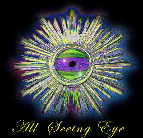 the all seeing eye logo