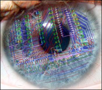 machine eye #6