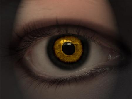dark eyed