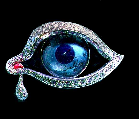 jeweled eye