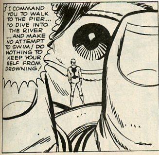 comic eye