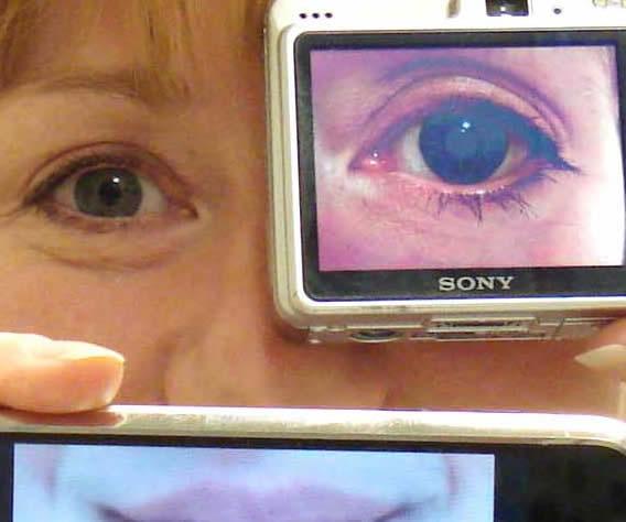 techno chic eye