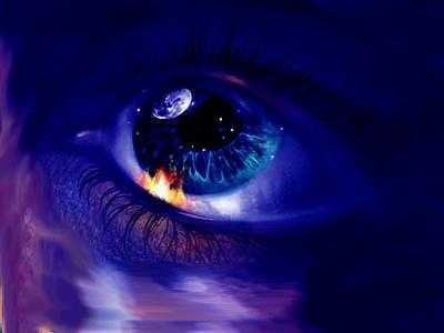 interplanetary eye