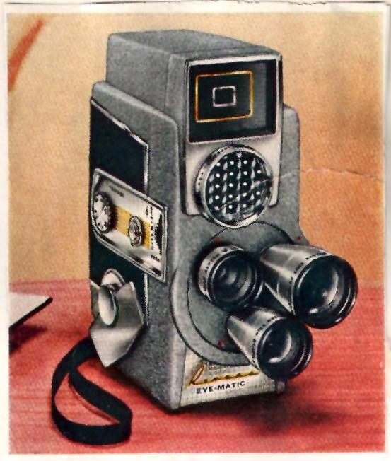 Kodak eyematic camera