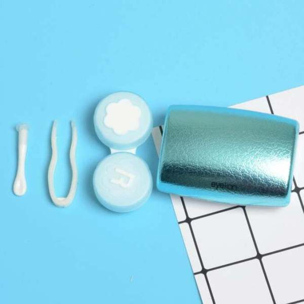 Contact Lens Easy Carry Case Travel Kit A8093