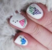 konad nail stamping tutorial