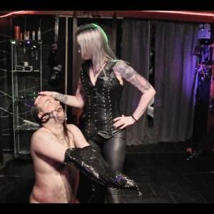 filming with Mistress Aleera