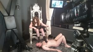 dsc 0076 300x169 - Diary : Filming with Porcelain Beauty
