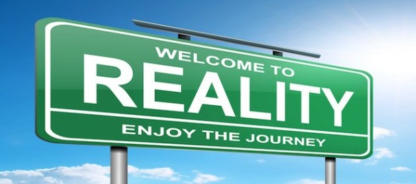 reality - Fantasy v Reality : If it's real to you, it's real