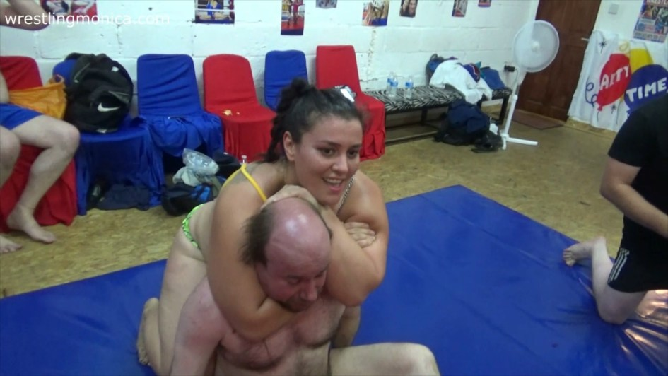 Sharp Nail CBT POV.00 03 39 03.Still008 - Diary : An Evening of Mixed Wrestling