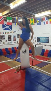 monica 169x300 - Diary : An Evening of Mixed Wrestling