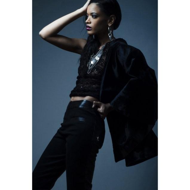 Photographer: Jonne Johnson. Model: Michelle