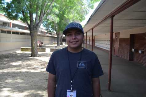HUMANS OF RHS: Senior Cecilio Martinez