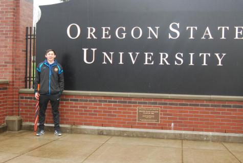 DEPORTES: Ness se ha comprometido con la Universidad Estatal de Oregon