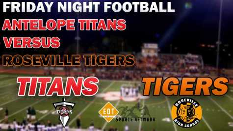 LIVESTREAM: Tigers take on Antelope in matchup of undefeated league leaders