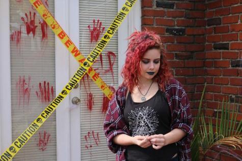 FASHION: Dodson rocks alternative punk looks
