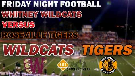 LIVESTREAM: Tigers take on Whitney for one of the top spots in CVC